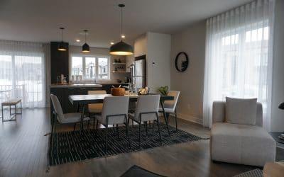 St-Constant – Habitations Roussillon – Espresso (maison de ville)